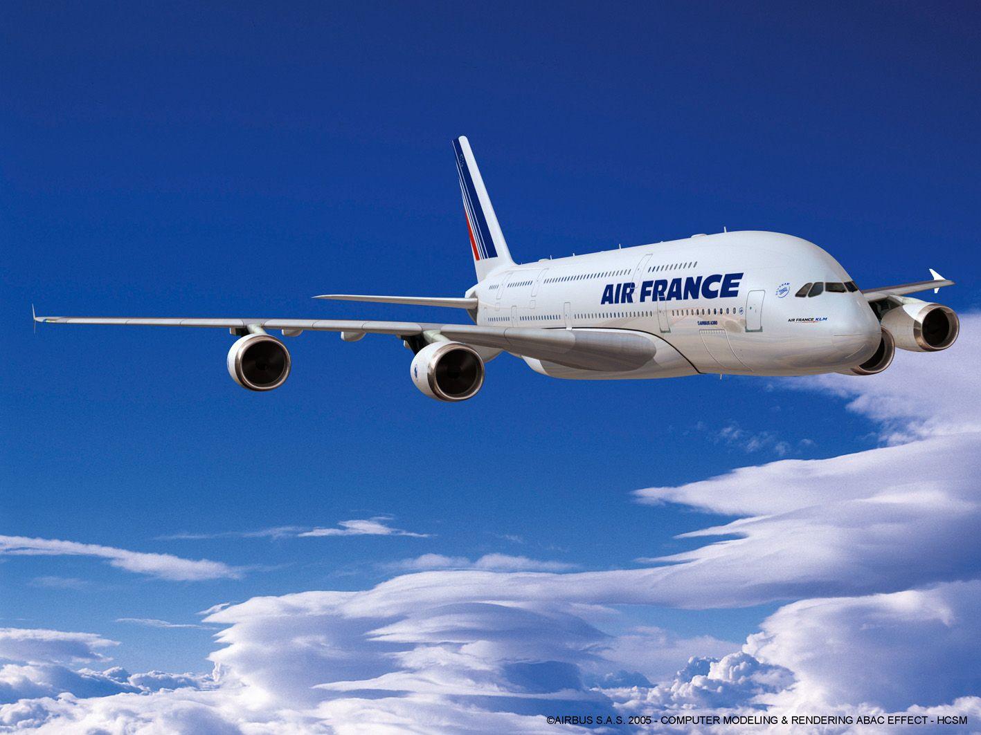 Sélections Personnel Complémentaire de Bord Air France