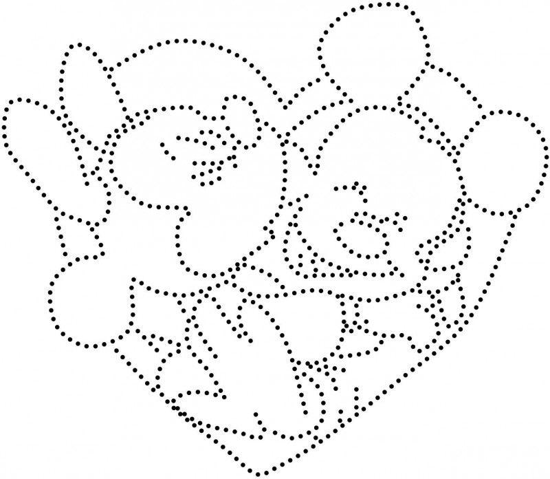Minnie En Mickey Artesanato De Tubo De Pvc Desenhos De Gatos