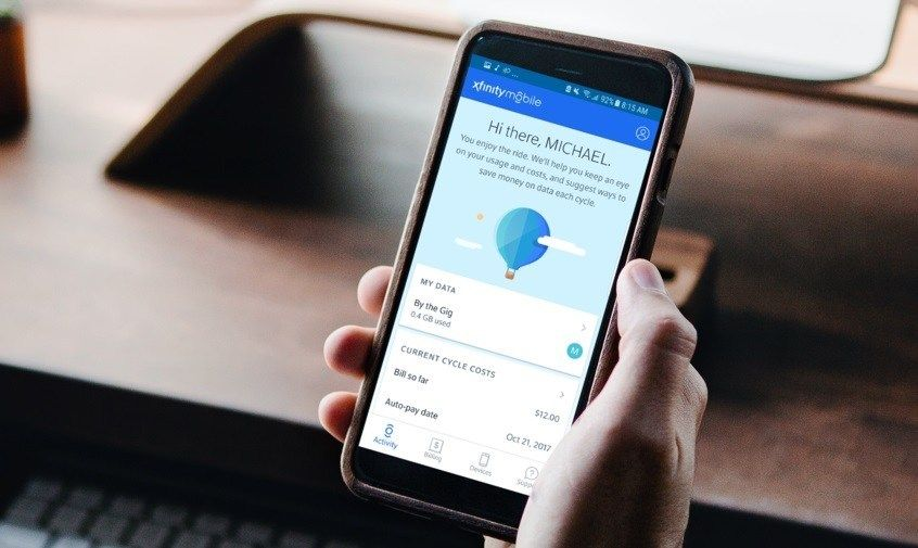 Xfinity Mobile review How I lowered my cell phone bill to