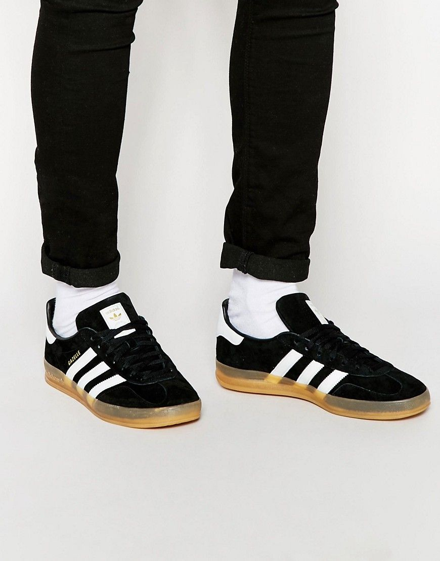 Mega seje adidas Originals Gazelle Indoor Trainers B24972