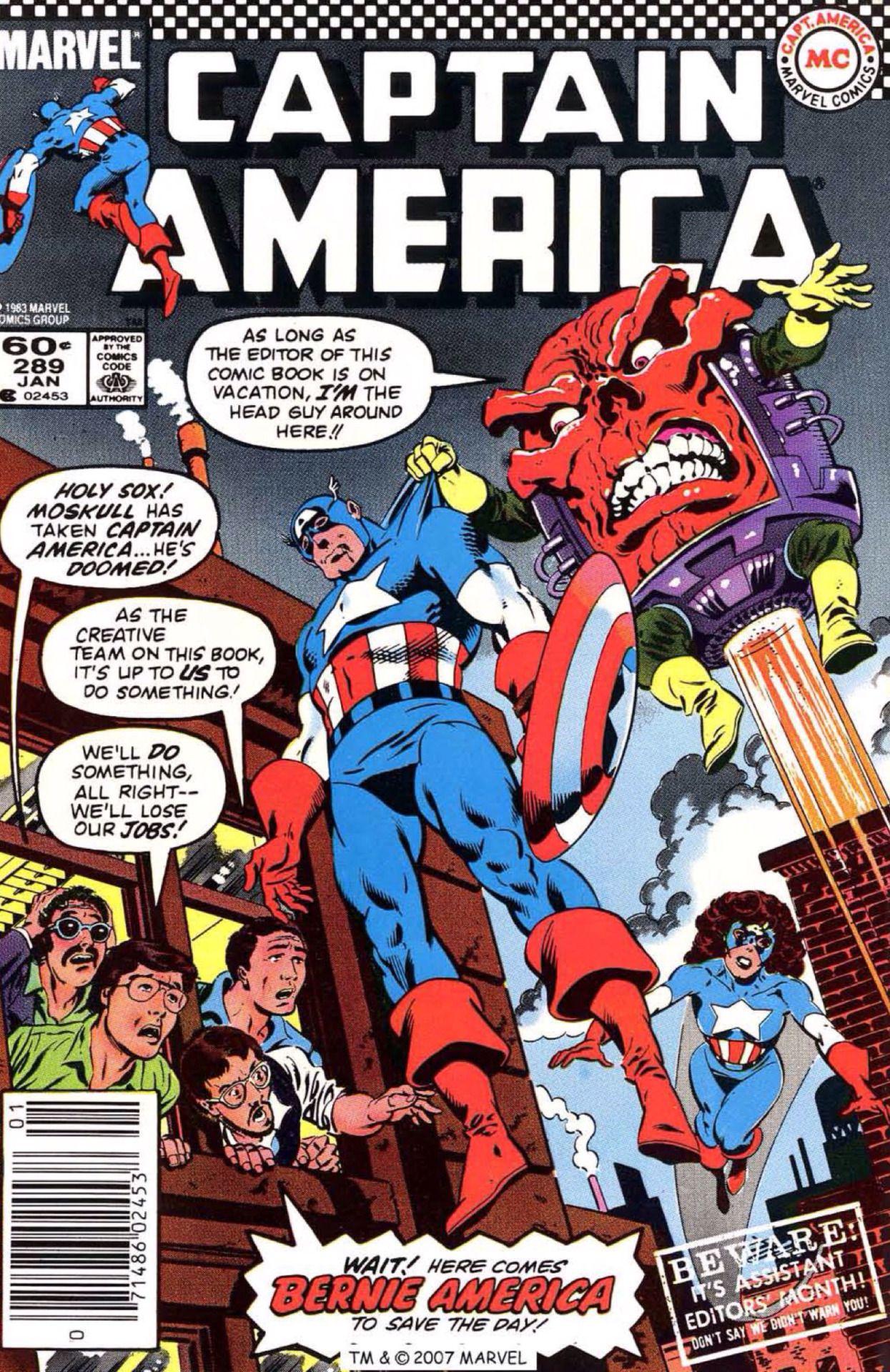 marvel1980s | Marvel comics vintage, Captain america comic books, Captain  america comic