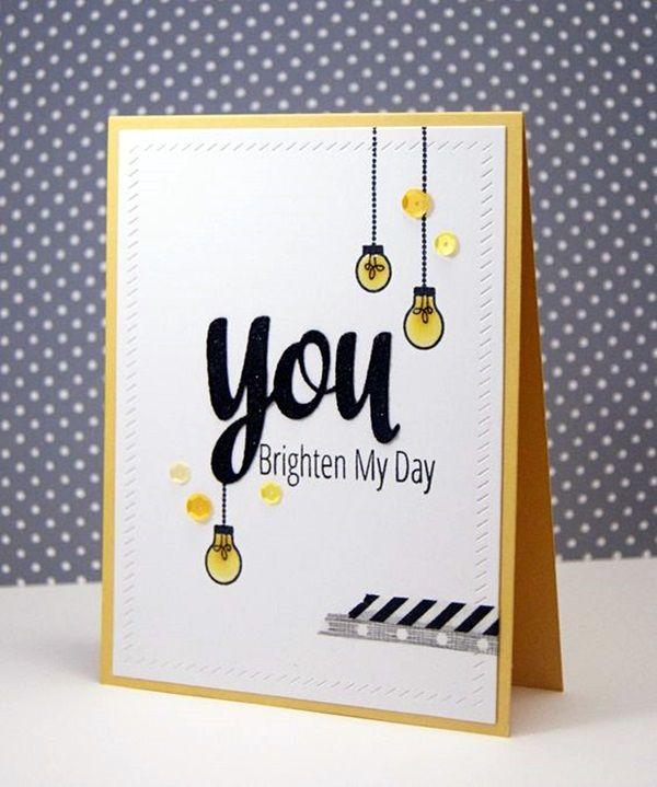 40 Cute Friendship Card Designs Diy Ideas Diy Cards For Friends Cards For Friends Cards
