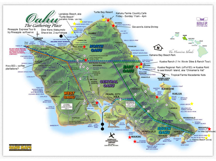 Oahu map | Travel in 2019 | Oahu map, North s oahu, Hawaii travel Kualoa Ranch Map on h-1 freeway map, valley of the temples map, bellows air force station map, halona blowhole map, old pali road map, oahu map, kaaawa valley map, waimea valley map, kona airport map, honolulu map, kailua map, iolani palace map, oregon convention center map, polynesian cultural center map, parker ranch map, kingdom of hawaii map, chinaman's hat map, niihau map, hawaii convention center map,
