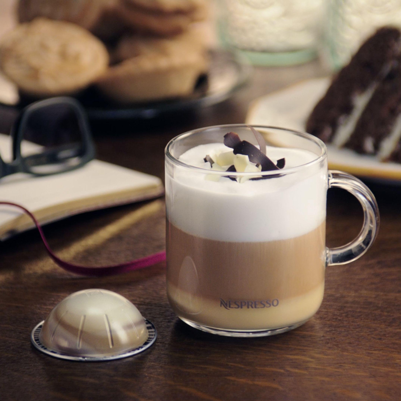 Mocca chocolat blanc recipe with images nespresso