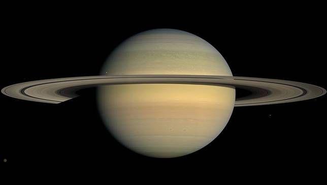 The Brightest Star In The Night Sky Will Go Dark Cassini Saturn Planets Saturn
