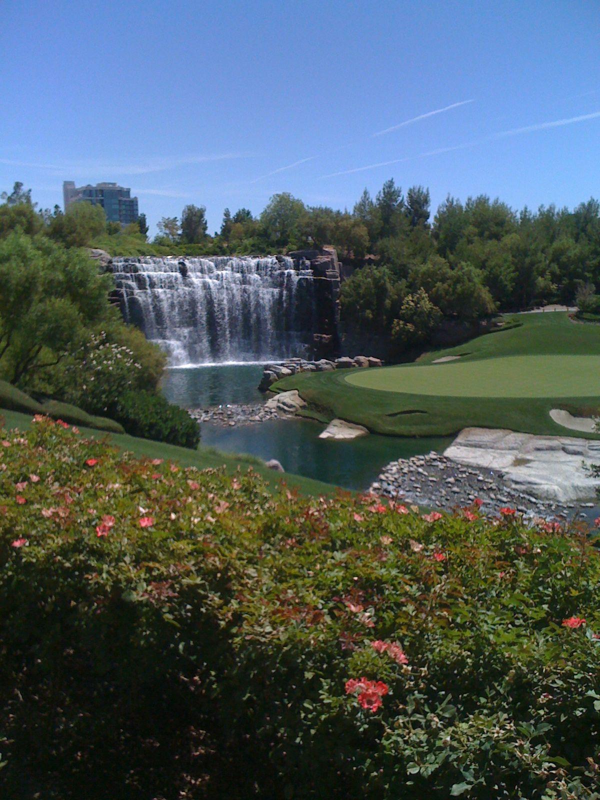 wynn las vegas golf course | Golf courses, Las vegas golf ...