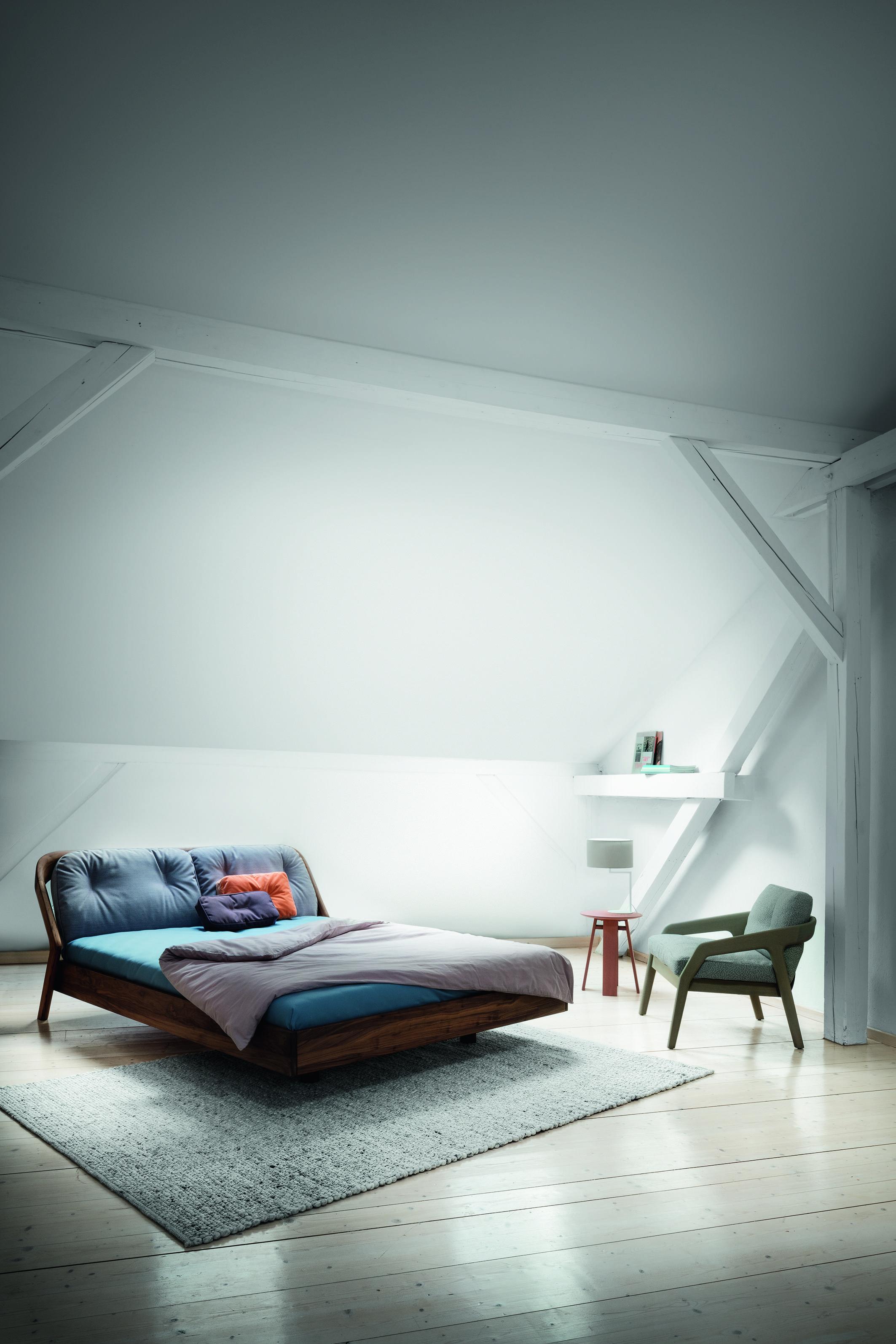 Zeitraum Bett Friday Night Haus Deko Wohnung Design