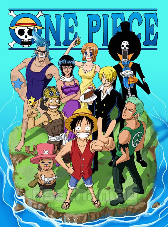 One Piece Doujinshi Cover by