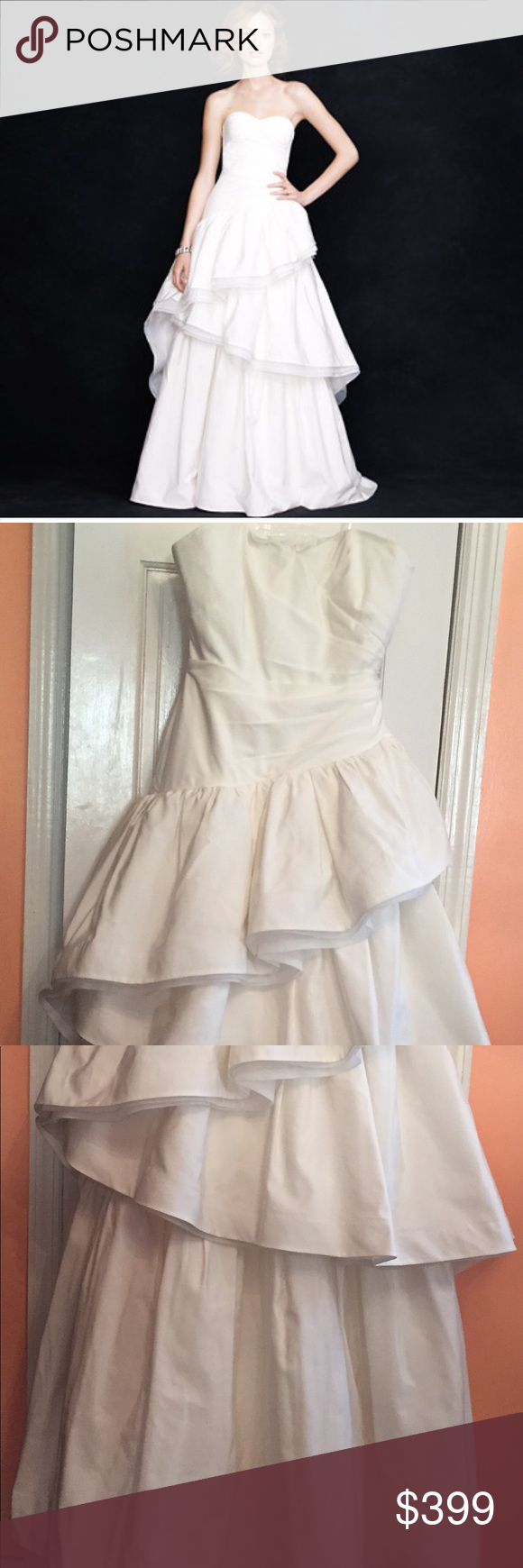 JCrew ESCALIER Gown SIZE 6 Retail 2400 J