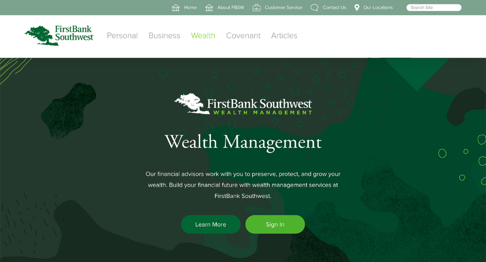Firstbank Southwest In 2020 Business Person Opening A Small Business Financial Education