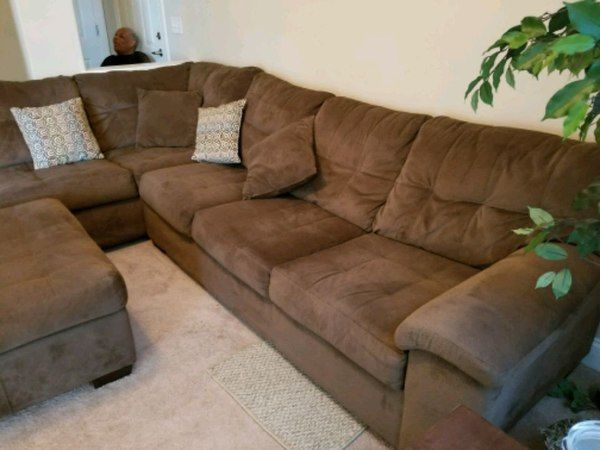 Used Sectional for sale in Apex - letgo Room ideas in 2018