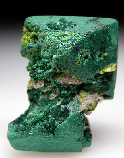 Malachite after Azurite from Tsumeb, Namibia [db_pics/pics/ts110b.jpg]