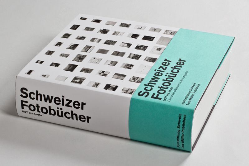 schweizer fotobücher – 1927 bis heute