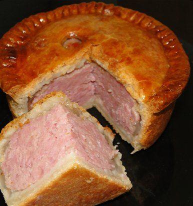 1 Large Pork Pie | Pork pie recipe, Savoury food, Pork pie