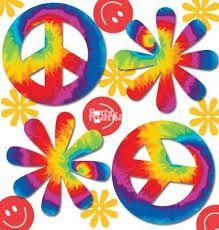 Resultado De Imagen Para Decoracion Fiesta Hippie 1969 What A Year - Decoracion-hippie-fiesta