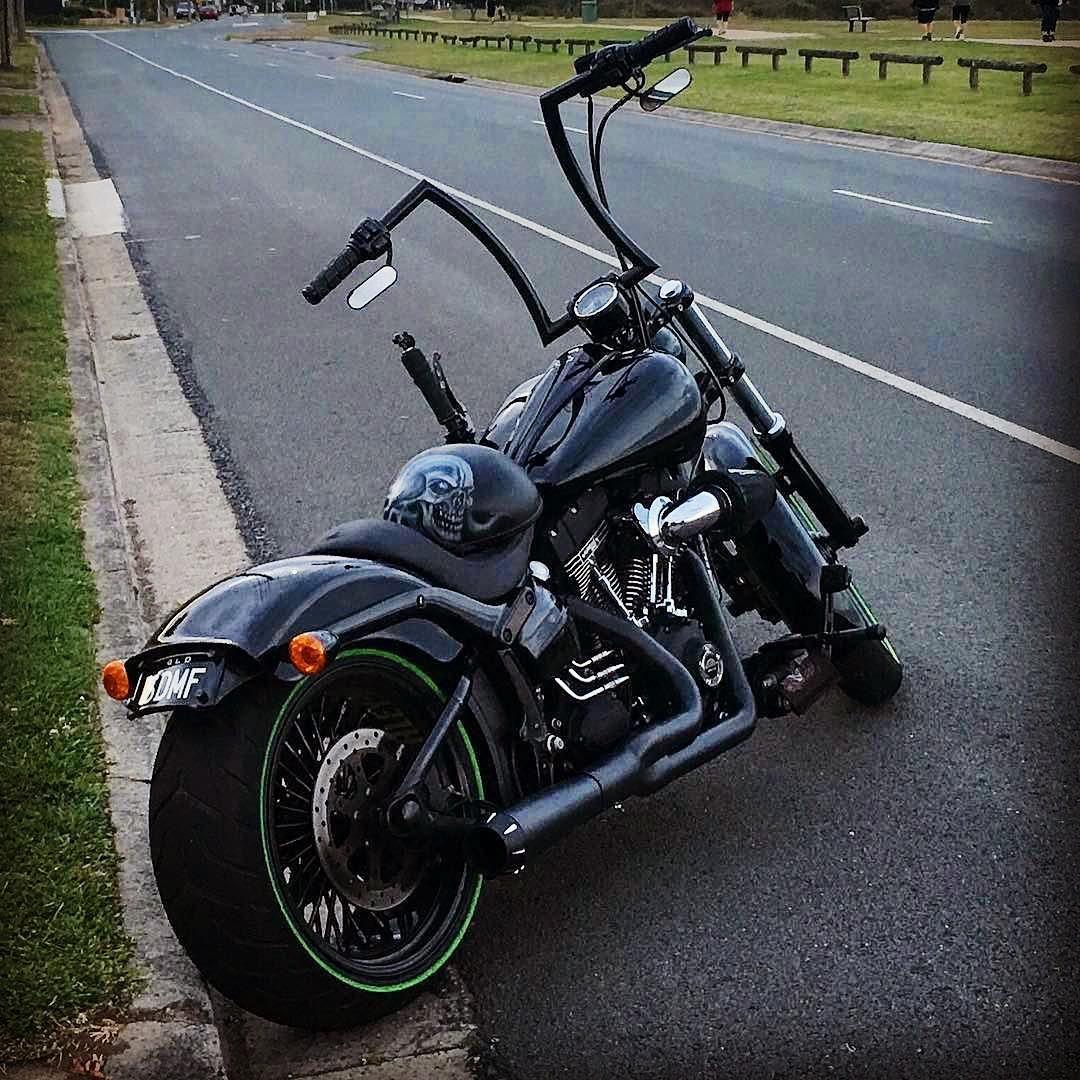 """2,704 curtidas, 6 comentários - Harley-Davidson Softail (@softailgram) no Instagram: """"Thanks for sharing: [ @leglis84 ] ••••••••••••••••••••••••••••••••••••••••••••••• Follow…"""""""