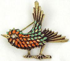 Marcel Boucher Florenza Spikey Bird