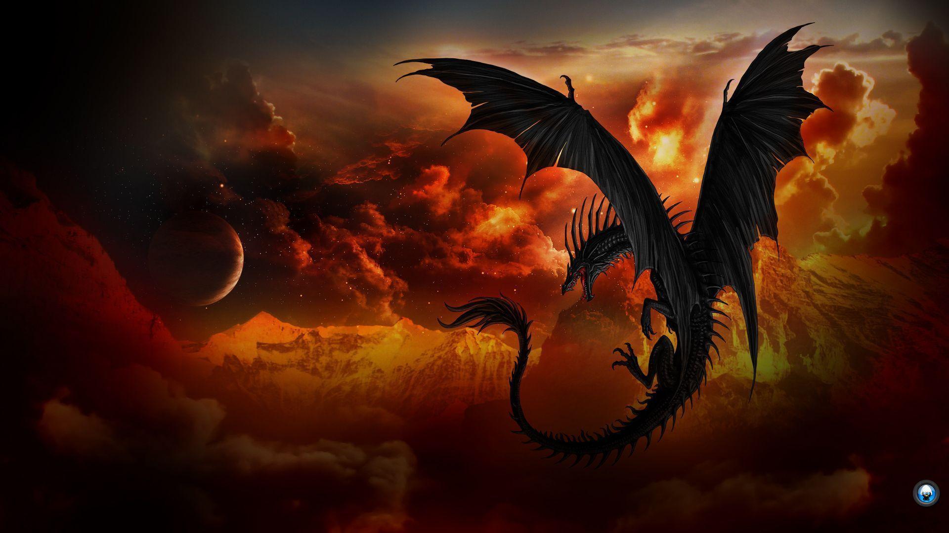 Cool 3d Dragon Wallpapers A L Galleries 1222x763 Px Fantasy Demon Blue Demon Dark Evil