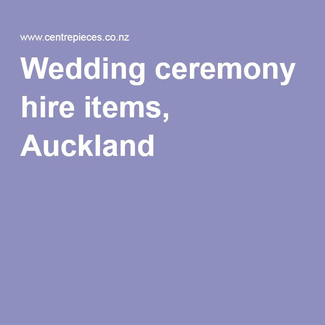 Wedding ceremony hire items auckland wedding ceremony accessories wedding pew bows and church decorations for hire auckland junglespirit Images