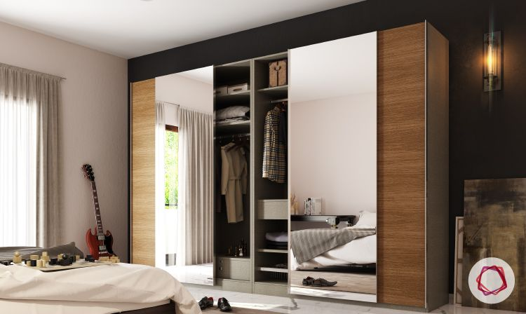 Wardrobe Bedroom Design How To Choose Bedroom Wardrobe  Garden And Home  Pinterest