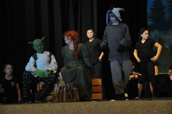 Shrek the Musical 2015 - Jocelin