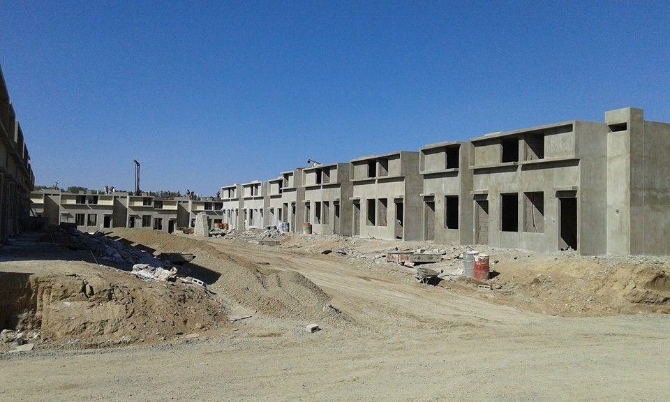 Losas de concreto para desarrollos habitacionales