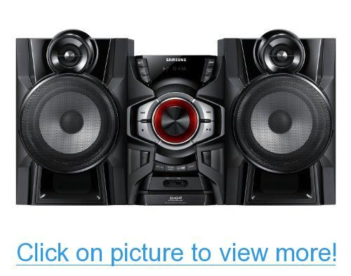 Samsung MX-F730B AM/FM Radio CD MP3/USB Player Karaoke