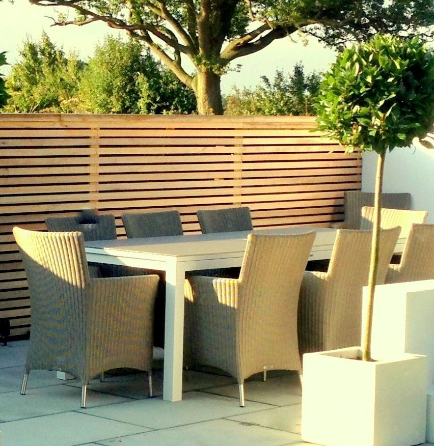 Small Garden Design Exeter ⋅ Courtyard Gardens Exeter ...