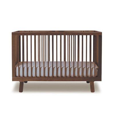 Sparrow 2 In 1 Convertible Crib Cribs Convertible Crib Modern Crib