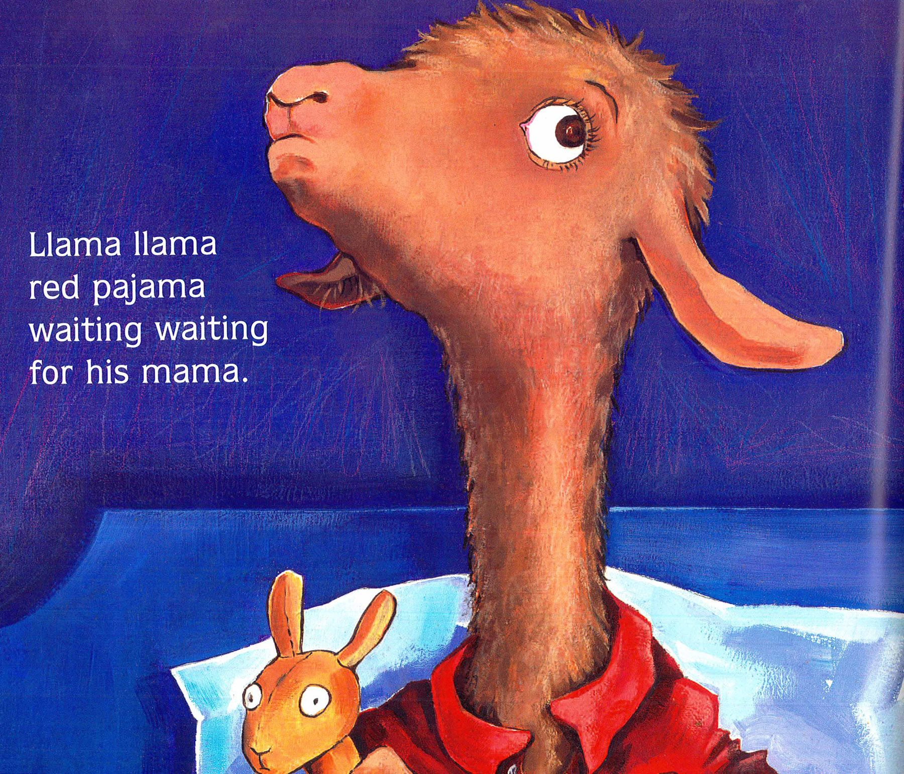 Love This Story Llama Llama Red Pajama