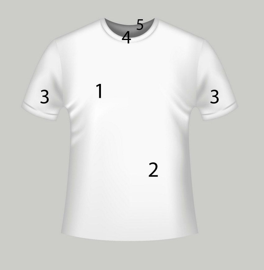 Download T Shirt Template Illustrator Best Of How To Create A Vector T Shirt Mockup Template In Adobe Shirt Mockup Shirt Template Shirts