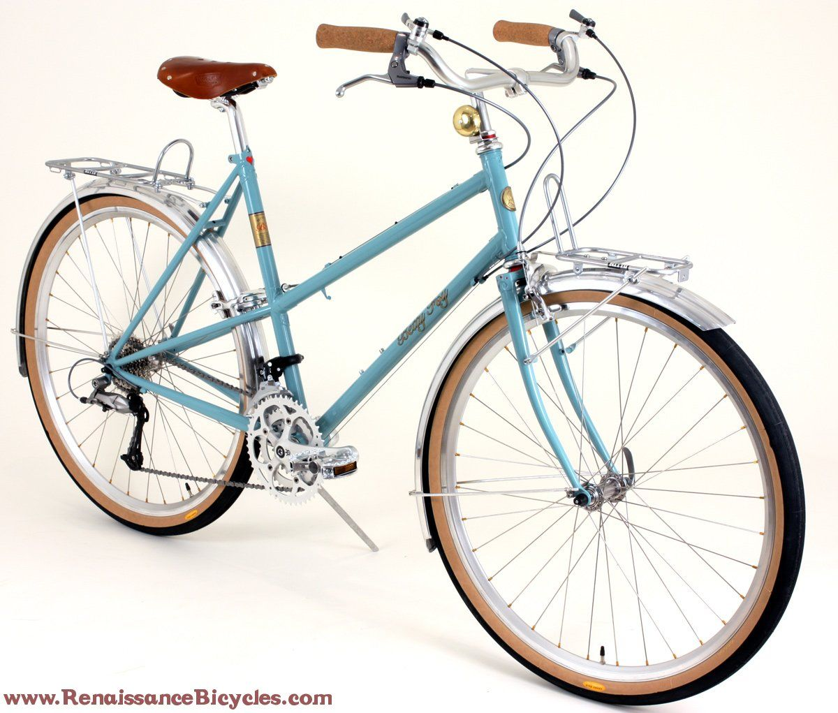My Bicycle From Rivendell Bicycle Works Betty Foy