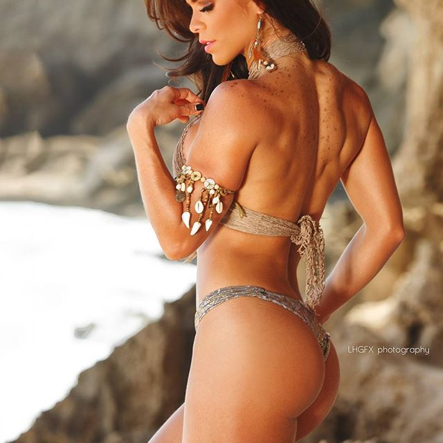 A page featuring @michelle_lewin from last year's swimsuit ...