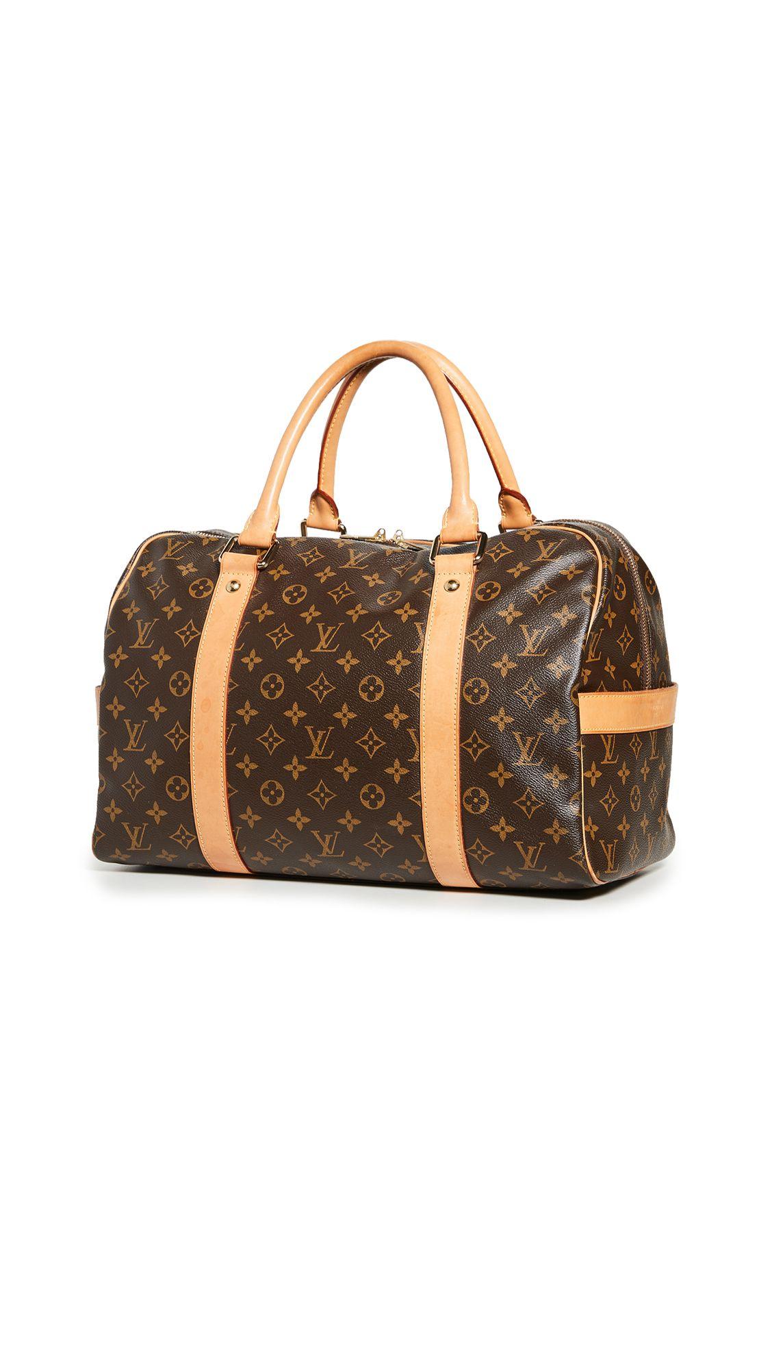Lv Monogram Carryall In Brown In 2020 Lv Monogram Carryall Louis Vuitton