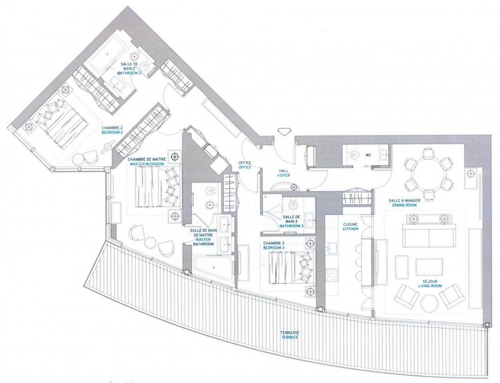 Tour Monaco Odeon Floor Plans Google Search Odeon
