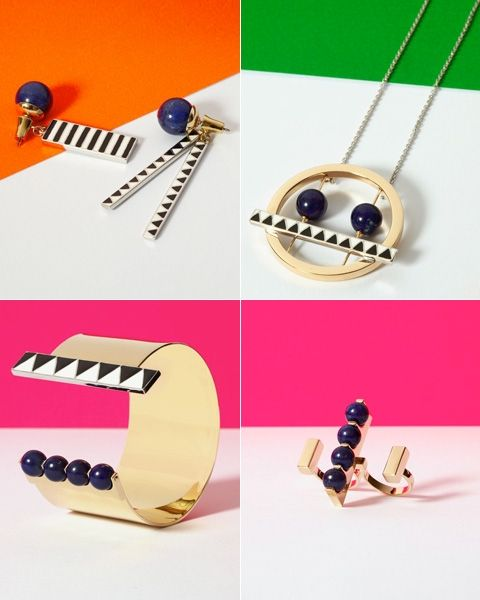 For New Jewelry Line Uribe, Family Matters