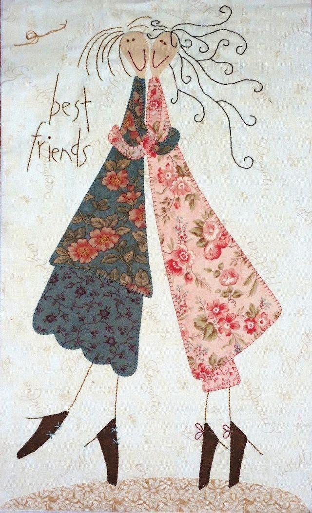 Épinglé par Haricot sur Fleurs | Cartes postales en tissu, Artisanat de couture, Idées de broderie