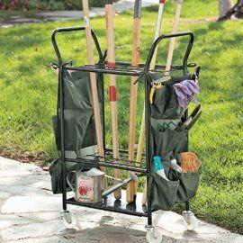 John Garden Tool Cart Hc Http Www Amazon Com Dp B00hs884b4 Ref