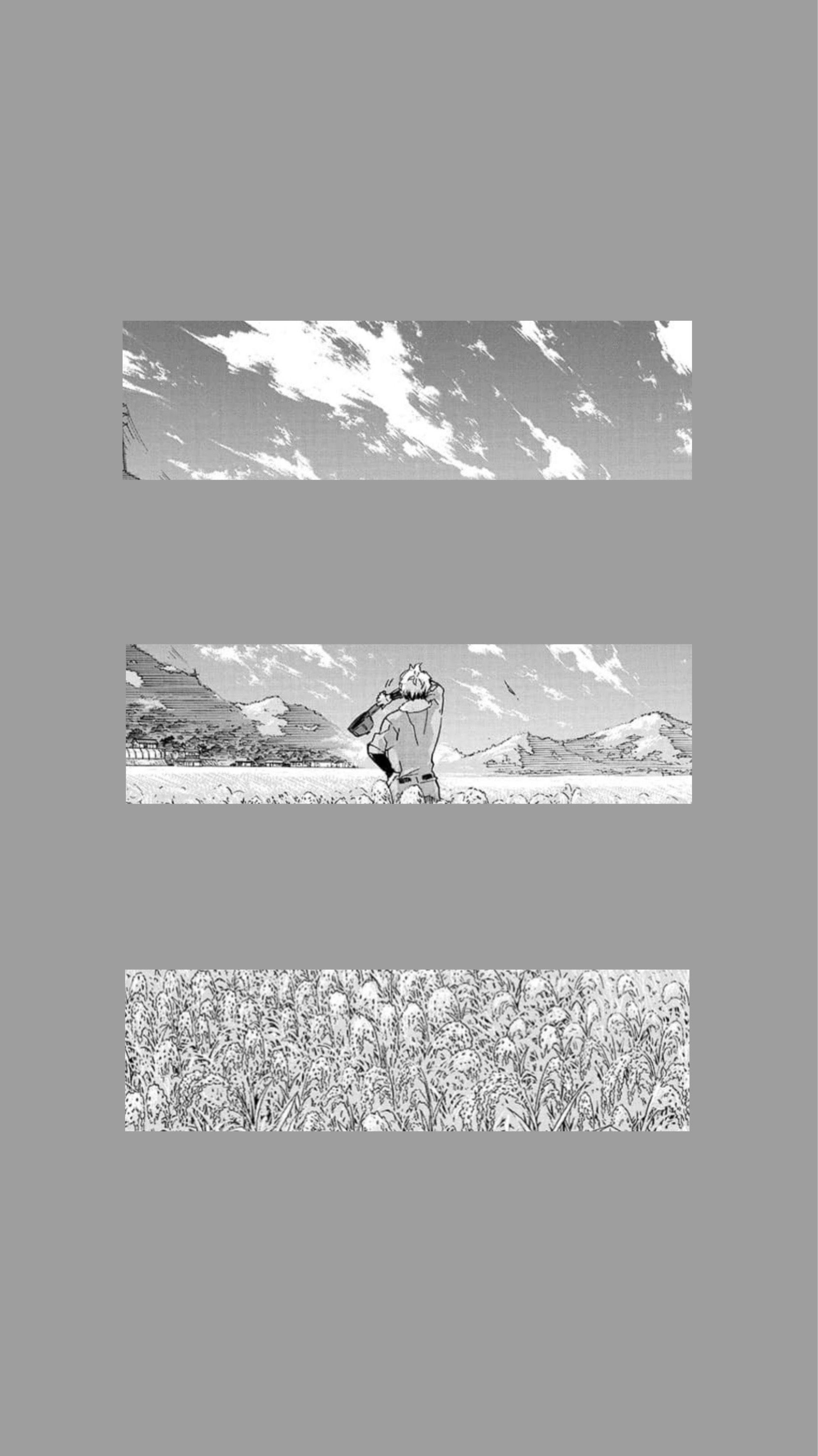 Kita Shinsuke Seni Anime Seni Manga Seni