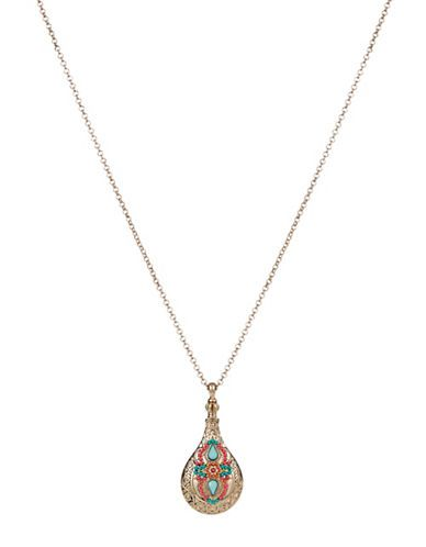 31 in - 20$   Necklaces & Pendants   Embellished and Cut Out Pendant Necklace   Hudson's Bay