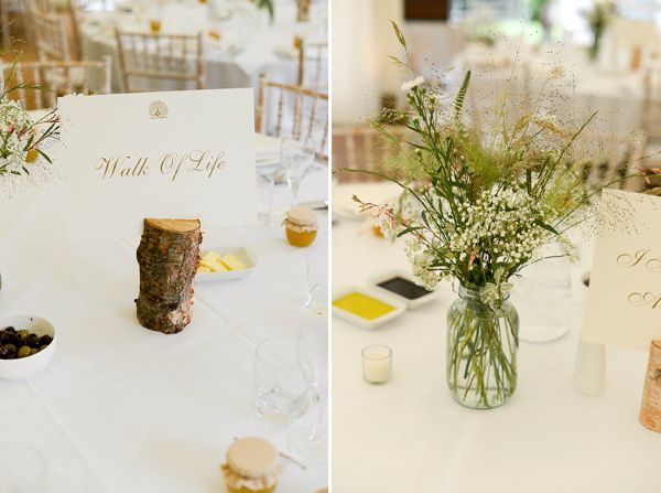 Casual Elegance ~ A Locally Sourced, Wild Flower Marquee Wedding With Charming Vintage Decor | Love My Dress® UK Wedding Blog