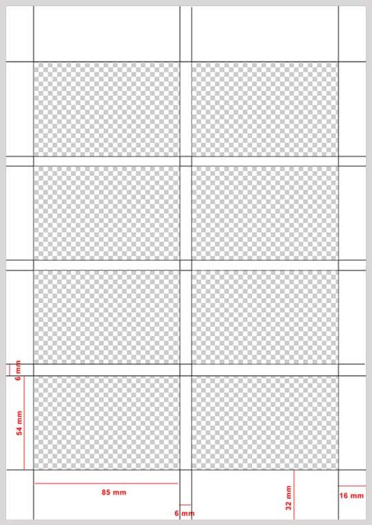 30 handy blank templates for designers design pinterest psd free template for business card a psd template for business card 85 x 54 mm size reheart Images