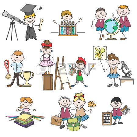 Image Result For Hobbies Clipart Doodle Drawings Drawing Videos For Kids Cartoon Girl Drawing