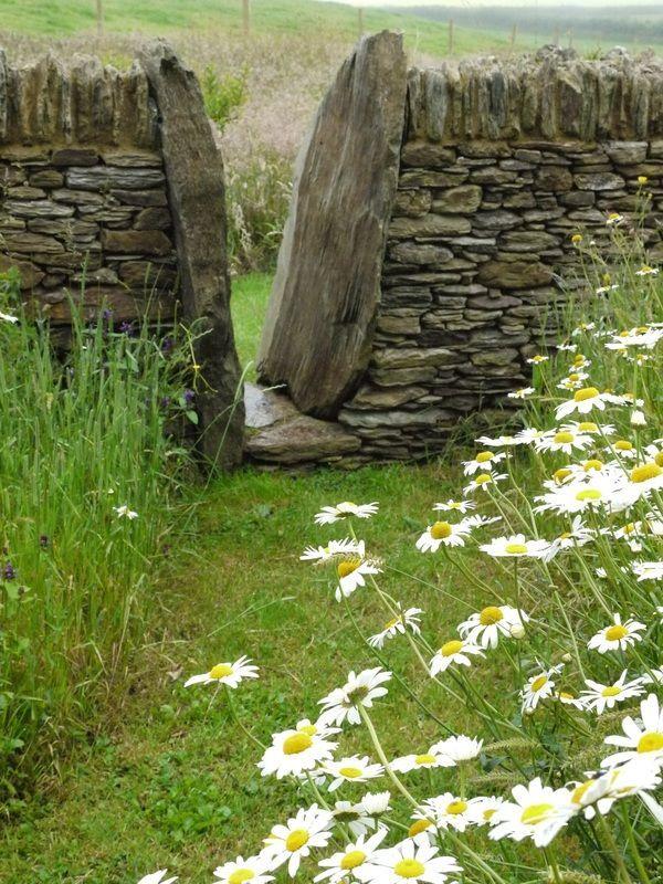 North South Devon Garden Design Landscape Gardeners Stone Walls Garden Stone Landscaping Landscape Design
