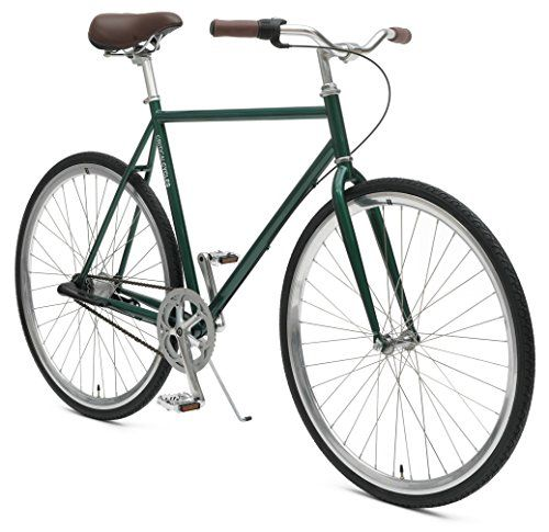 Critical Cycles Diamond 3 Speed City Coaster Commuter Bicycle