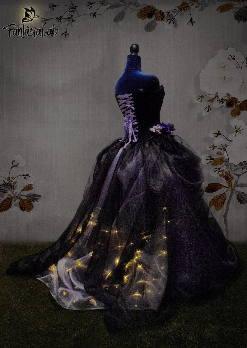 31+ Nightmare before christmas wedding dress ideas