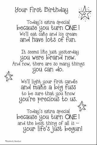 Pin By Jenniffer Matthews On Poem S First Birthday Quotes 1st Birthday Wishes 1st Birthday Quotes