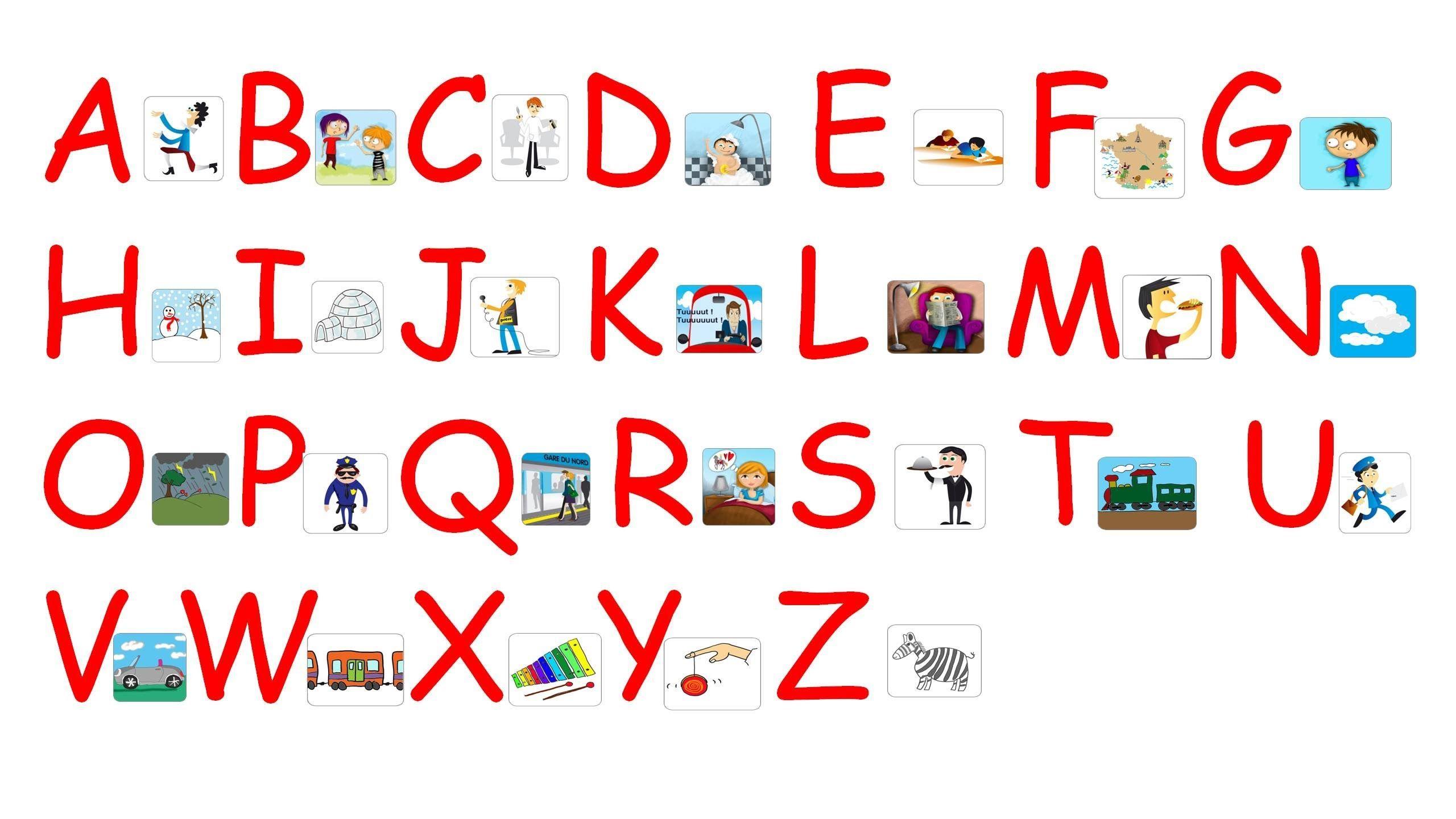 Learn French Pronunciation French Alphabet L Alphabet
