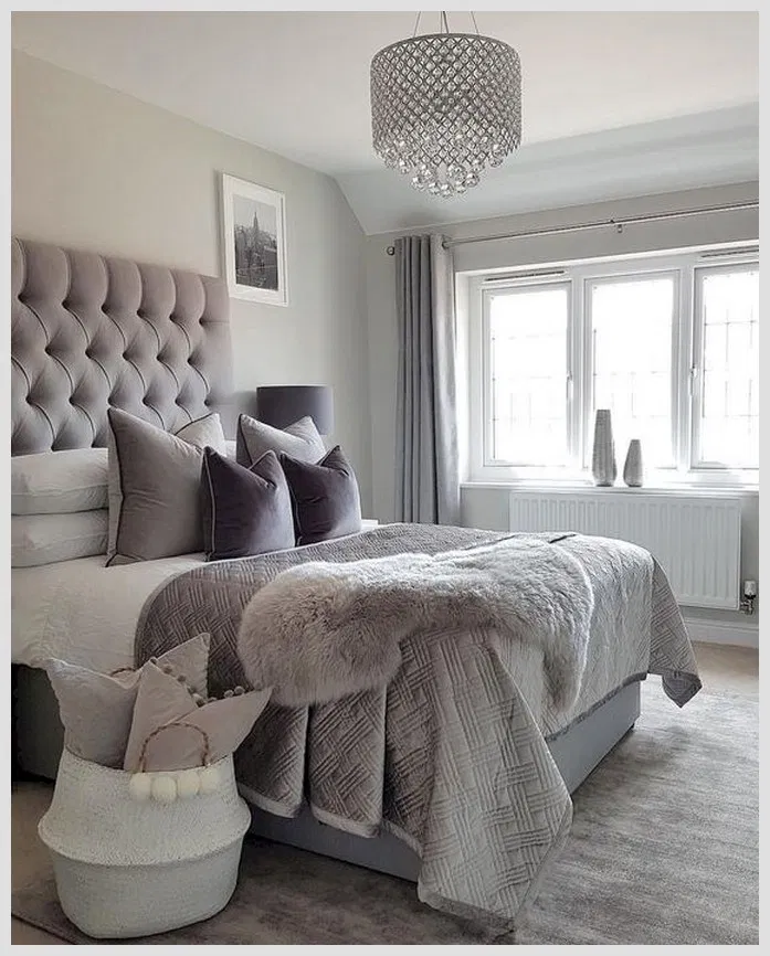 Tiny Master Bedroom Decorating Ideas Pic 012: 30 Cozy And Luxury Master Bedroom Decor Ideas To Inspire