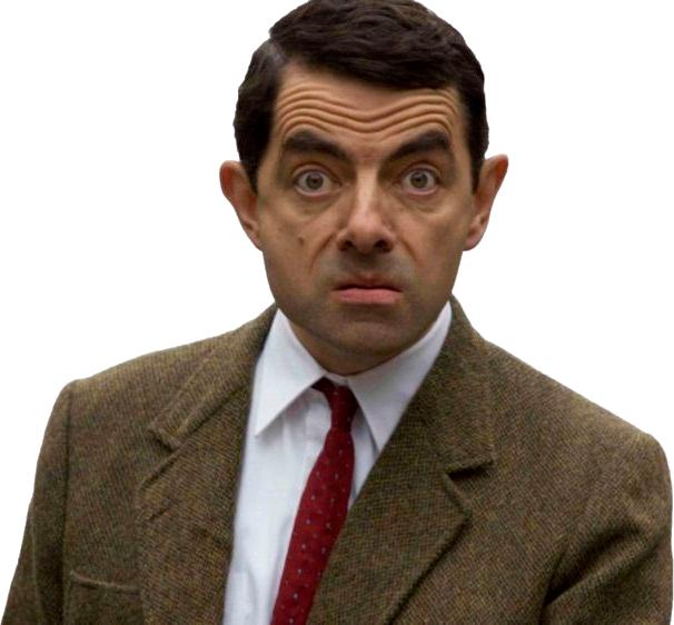 Mr Bean Png Image Mr Bean British Sitcoms Johnny English